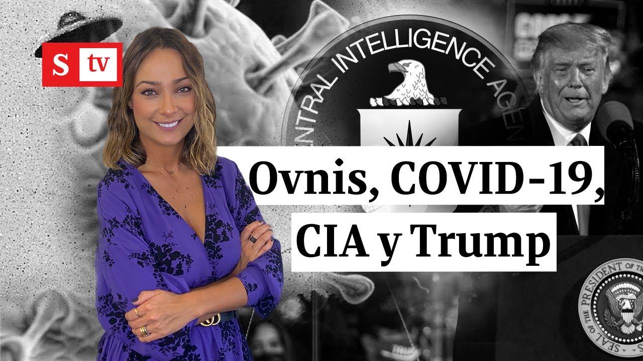 Ovnis, COVID-19, CIA y Trump: ¿Cuál es el enredo? | Videos Semana
