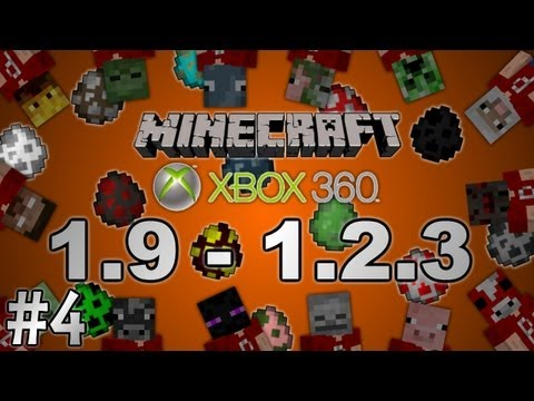 ☆minecraft xbox 360 + ps3 1. 9 update for console release.