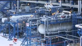 «Нефтегород»: документальный фильм о работе Омского НПЗ («Россия-2», 23.12.2014)