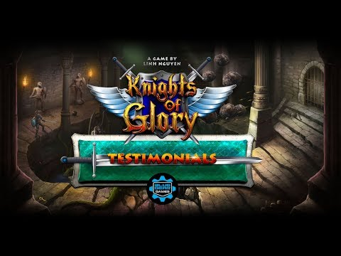 Knights of Glory Testimonials