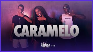 Caramelo - Ozuna  Fitdance Life  Choreography  #stayathome And Dance #withme