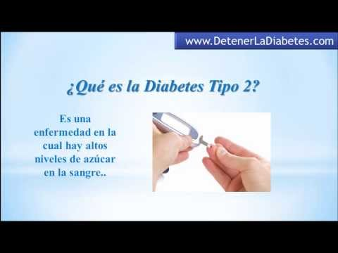 La diabetes sin incrementar el nivel de azúcar