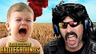 DrDisRespect&39s FUNNIEST DUO GAME OF ALL TIME ON PUBG! (DrDisRespect