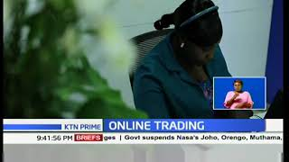 CMA approves online trading license