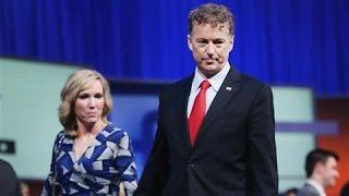 Rand Paul Blasts Trump Washington Conservatives