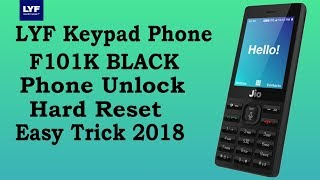 JIO F101K | F101K FLASH FILE | F101K FLASHING | F101K HARD RESET