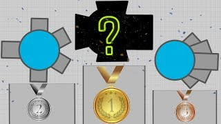 Diep.io TOP 10 STRONGEST TANKS PEACE FT SINBADX