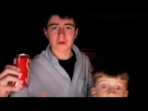 It's Coke