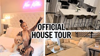 MY FULLY FURNISHED HOUSE TOUR!!!