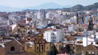 preview picture of video 'MALAGA CITY-ANDALUCIA, SPAIN'