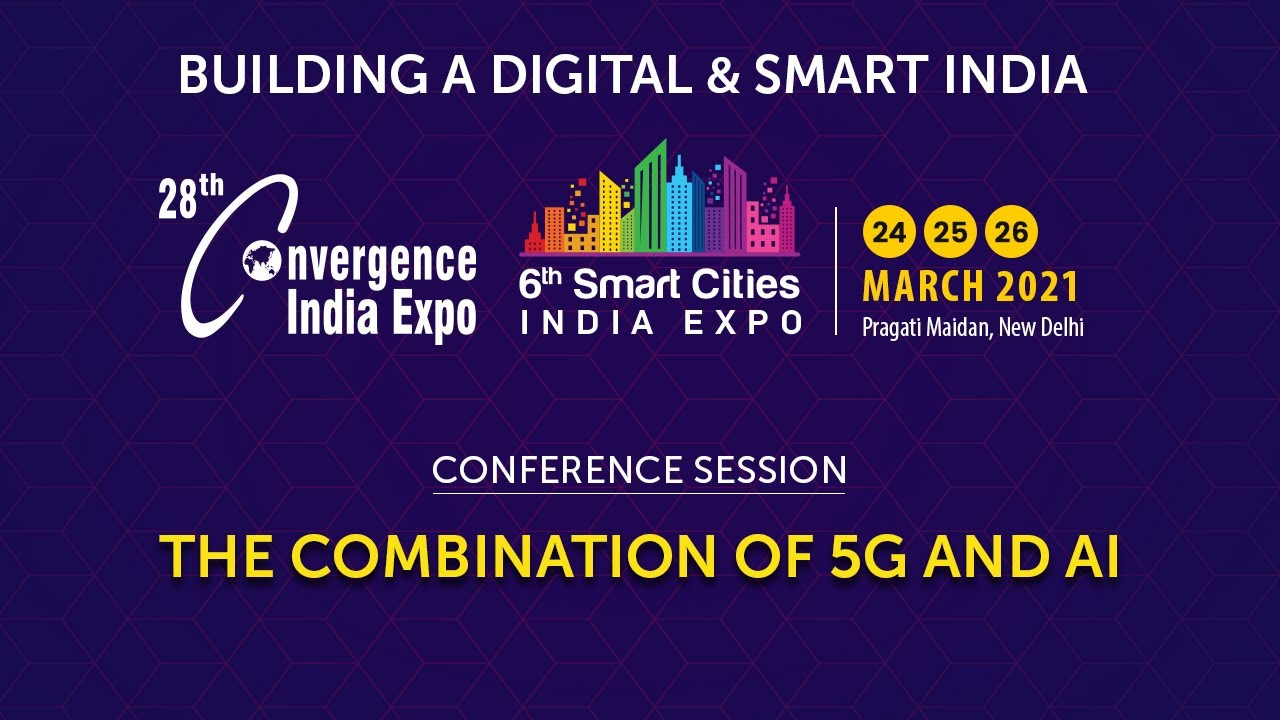 Conference Session on The Combination of 5G and AI