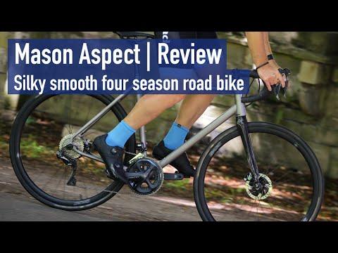 Mason Aspect Review - silky smooth four season road bike