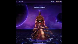 Heroes of the Storm : Abathor Gameplay Pro Win