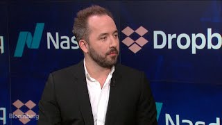 Dropbox Won't Run Out of Customers Anytime Soon, CEO Says