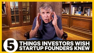 5 Things VC Investors Wish Startup Founders Knew Before Their Pitch   Dose 025