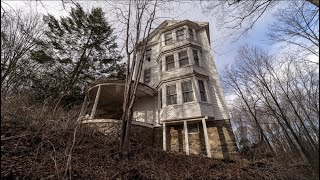 Satanic Ritual Abandoned Mansion (everything left)