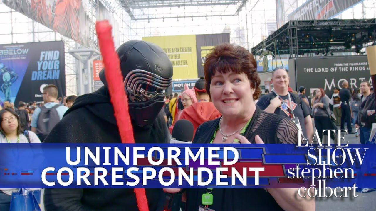 Uninformed Correspondent: Bootsie Hits Comic Con thumbnail