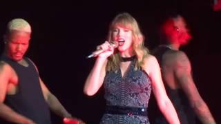 Taylor Swift - Bad Blood/Should've Said No Live - Levi's Stadium - 5/11/18 - [HD]