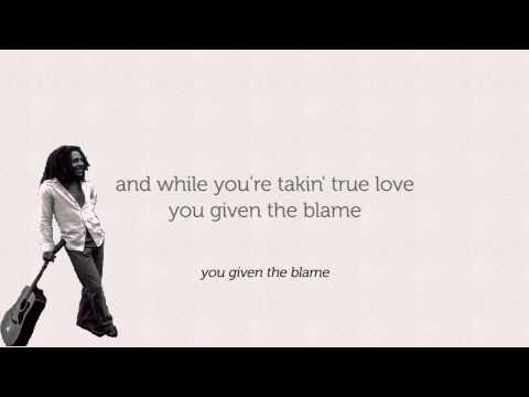 Bob Marley - Stand Alone [Lyrics]