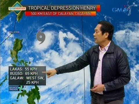 [GMA]  UB: Weather update as of 6:04 a.m. (July 16, 2018)