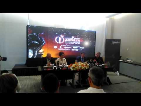 Film Festivali tanıtım toplantısı yapıldı