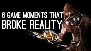 6 Videogame Moments That Broke Reality
