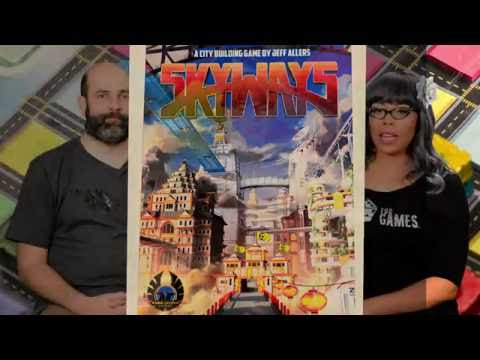 Skyways: Game Play Overview - To Die For Games