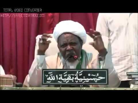 LABBAIKA YA RASULLULLAH: Sheikh Ibraheem Zakzaky's message to Nigerian Ummah.