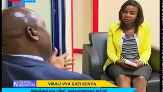 Mahojiano kuhusu vibali vya kazi Kenya I Afrika Mashariki