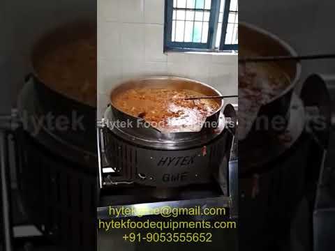 Energy Saving Cooking Kettle For Gravy