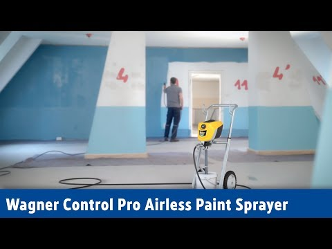Wagner Control Pro 350M Airless Paint Sprayer 520W
