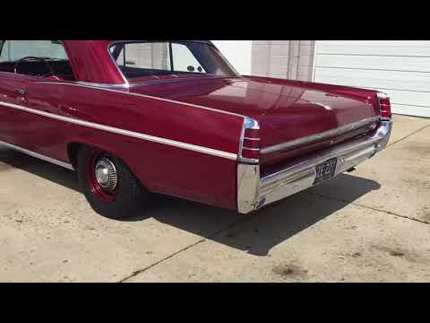 Video of '63 Catalina - NLV6