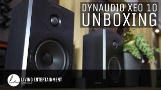 Unboxing: Dynaudio Xeo 10 Wireless Active Speakers