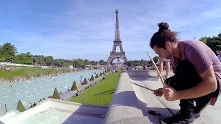 GoPro Awards: Drum Around the World