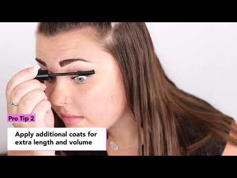 Mascara tricks for longer lashes.