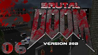 Brutal Doom - Episode 6 - Demons In The Showers