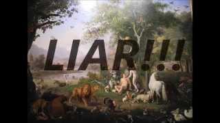 """The Christian """"god"""" is a GOD-DAMNED LIAR"""