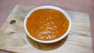 Pizza sauce with khana khazana