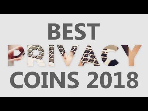 Best Privacy Coins 2018 | MONERO ZCASH ZENCASH PIVX KOMODO ZCOIN AEON NAV VERGE DASH