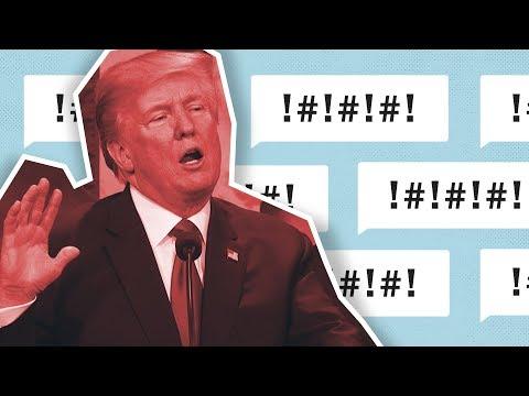 Trump's Speech vs. Trump's Tweets | NYT