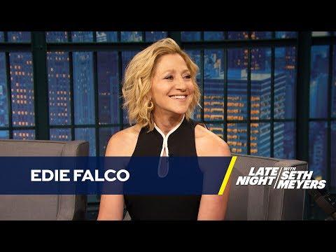 Edie Falco's Menendez Murders Wig Was Her Dream '90s Hair