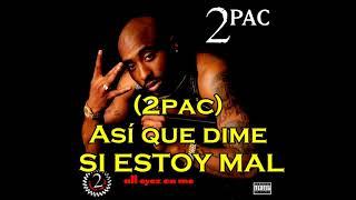 2Pac con  Michel'le,Storm & Napoleon de Outlawz-Run Tha Streetz(subtitulado)HD