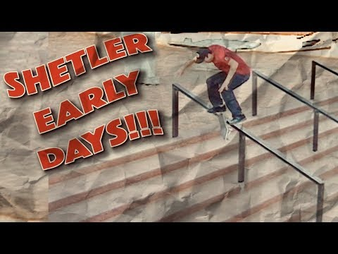 preview image for ALL I NEED SKATE: ANTHONY SHETLER EARLY DAYS