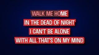 Pink   Walk Me Home (Karaoke Version)