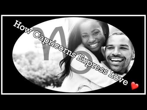 How To Ensure The First Date With The Capricorn is a Success