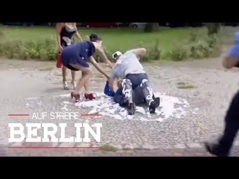 Eskalation im Tango-Kurs: Prügelei während der Tanzstunde! | Auf Streife - Berlin | SAT.1 TV