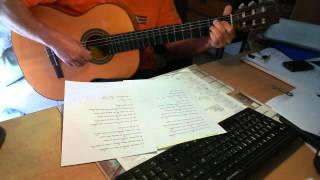 "La dolce vita (Christophe) ""défi d'Avril sur Alma de rumba"""
