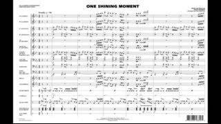 One Shining Moment by David Barrett/arr. Paul Murtha