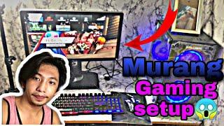 Murang Gaming PC 😱 | Xristian Pasaoa