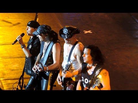 Concierto Scorpions